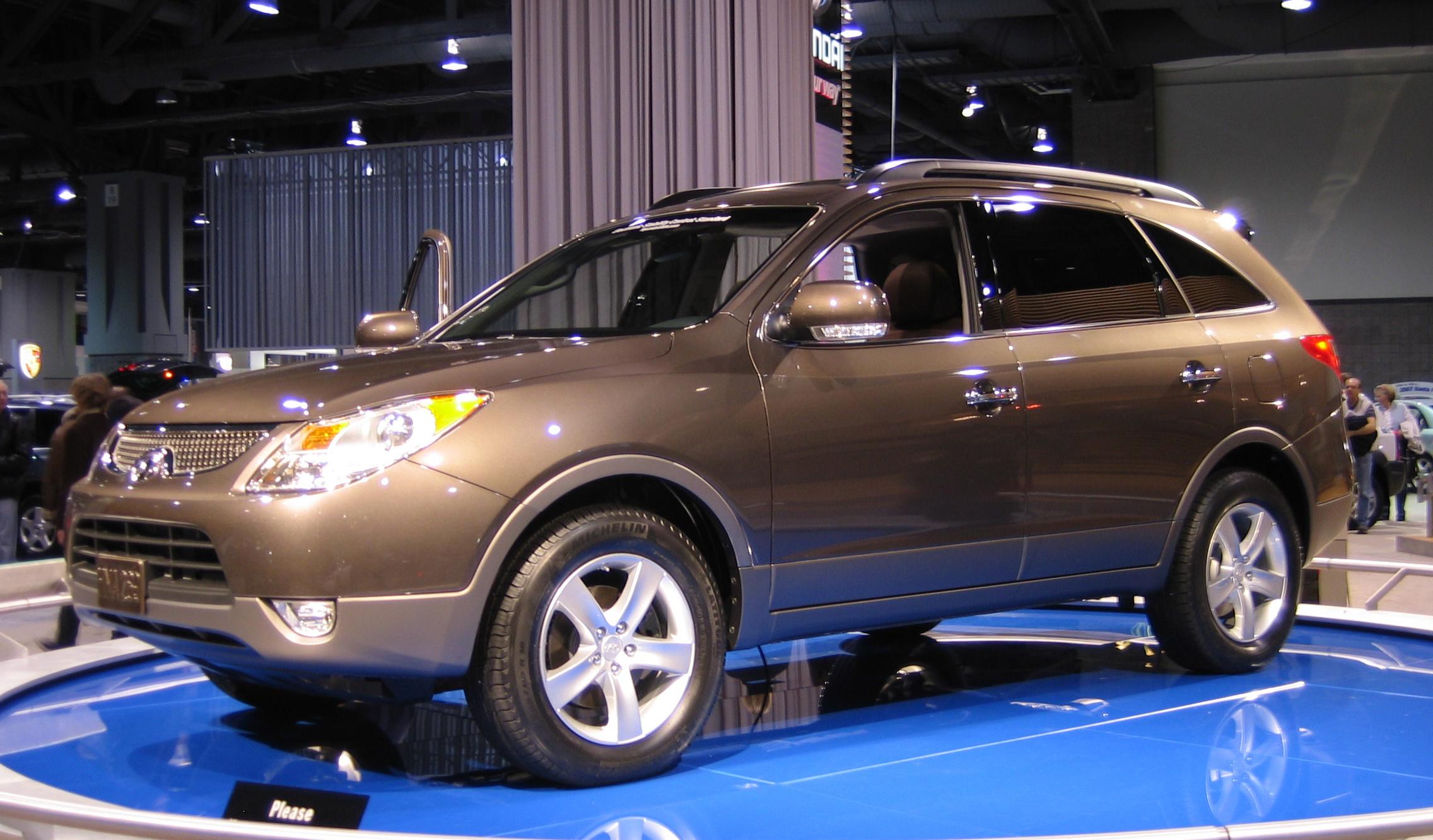 Hyundai Veracruz 2006 - 2015 SUV 5 door #5
