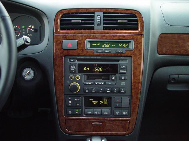 Hyundai XG I Restyling 2003 - 2005 Sedan #8