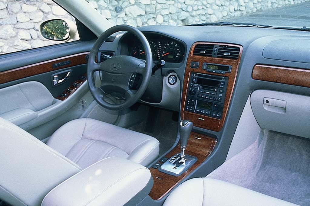 Hyundai XG I Restyling 2003 - 2005 Sedan #3