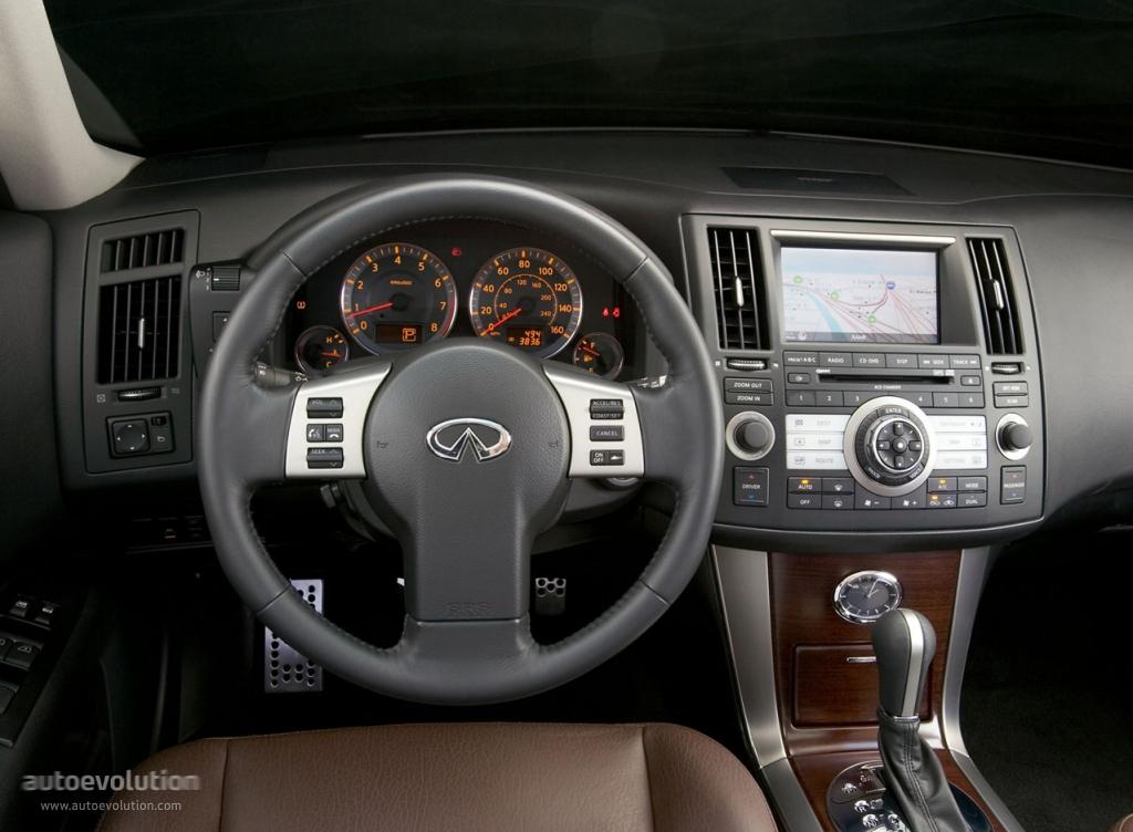 Infiniti FX I 2002 - 2006 SUV 5 door #6