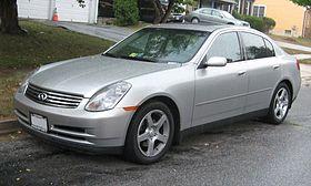 Infiniti Q III Restyling 2004 - 2006 Sedan #2