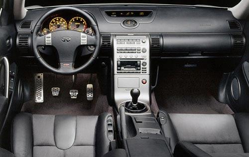 Infiniti G III 2002 - 2007 Coupe #5
