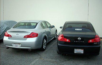 Infiniti G III 2002 - 2007 Sedan #3