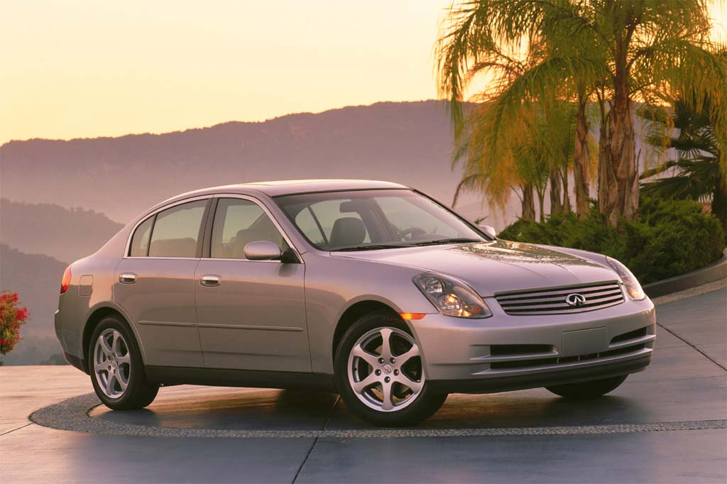 Infiniti G III 2002 - 2007 Sedan #5