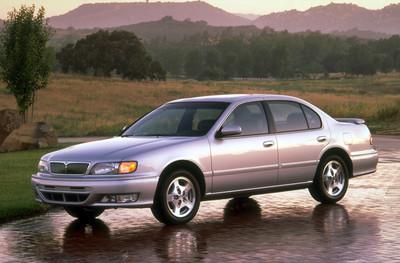 Infiniti I I 1995 - 1999 Sedan #7