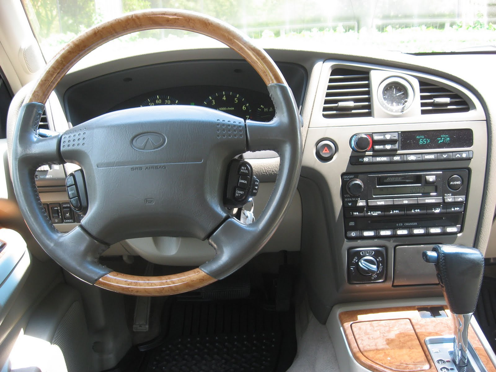Infiniti I I 1995 - 1999 Sedan #6