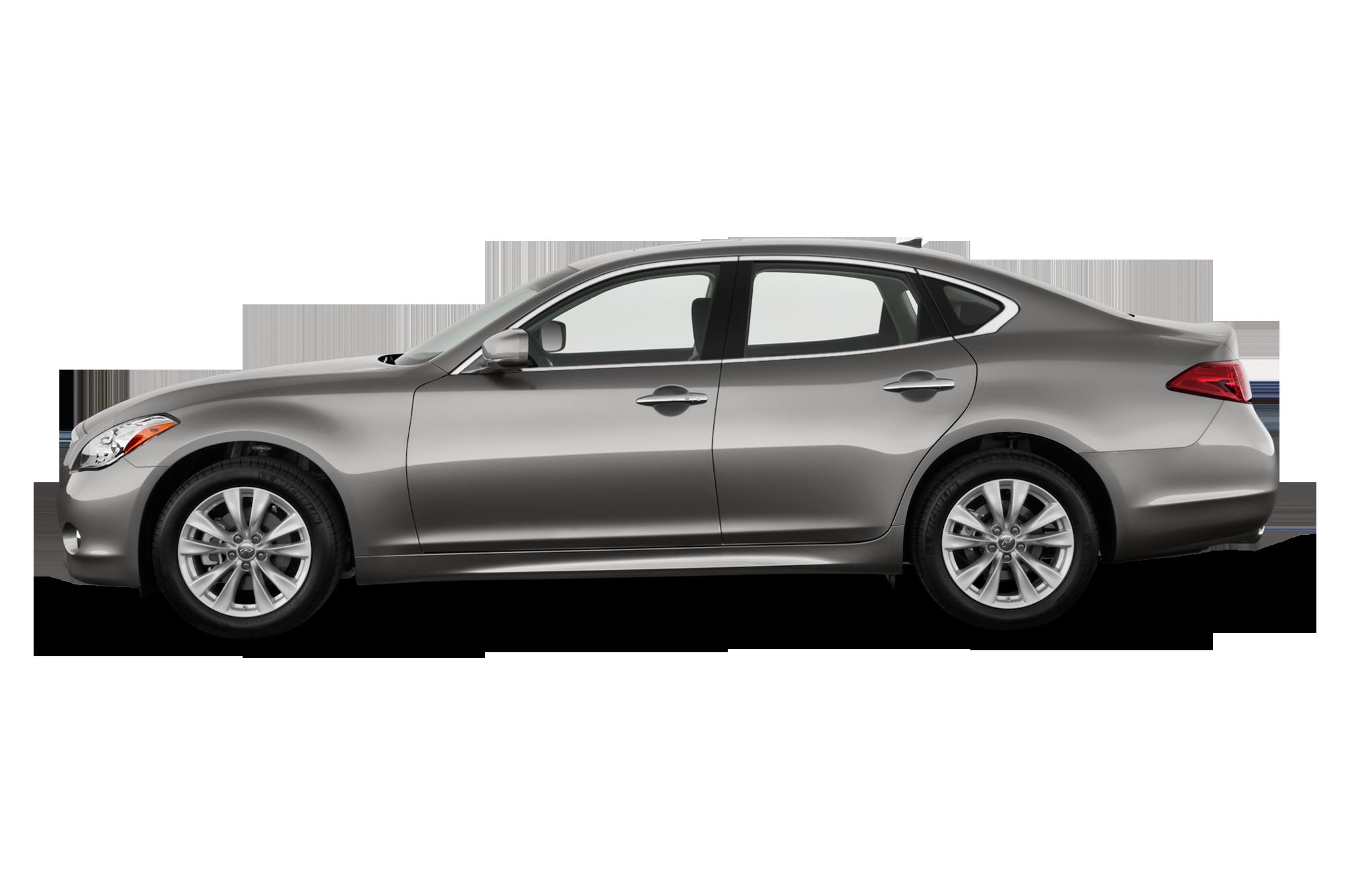 Infiniti M IV 2010 - 2013 Sedan #4