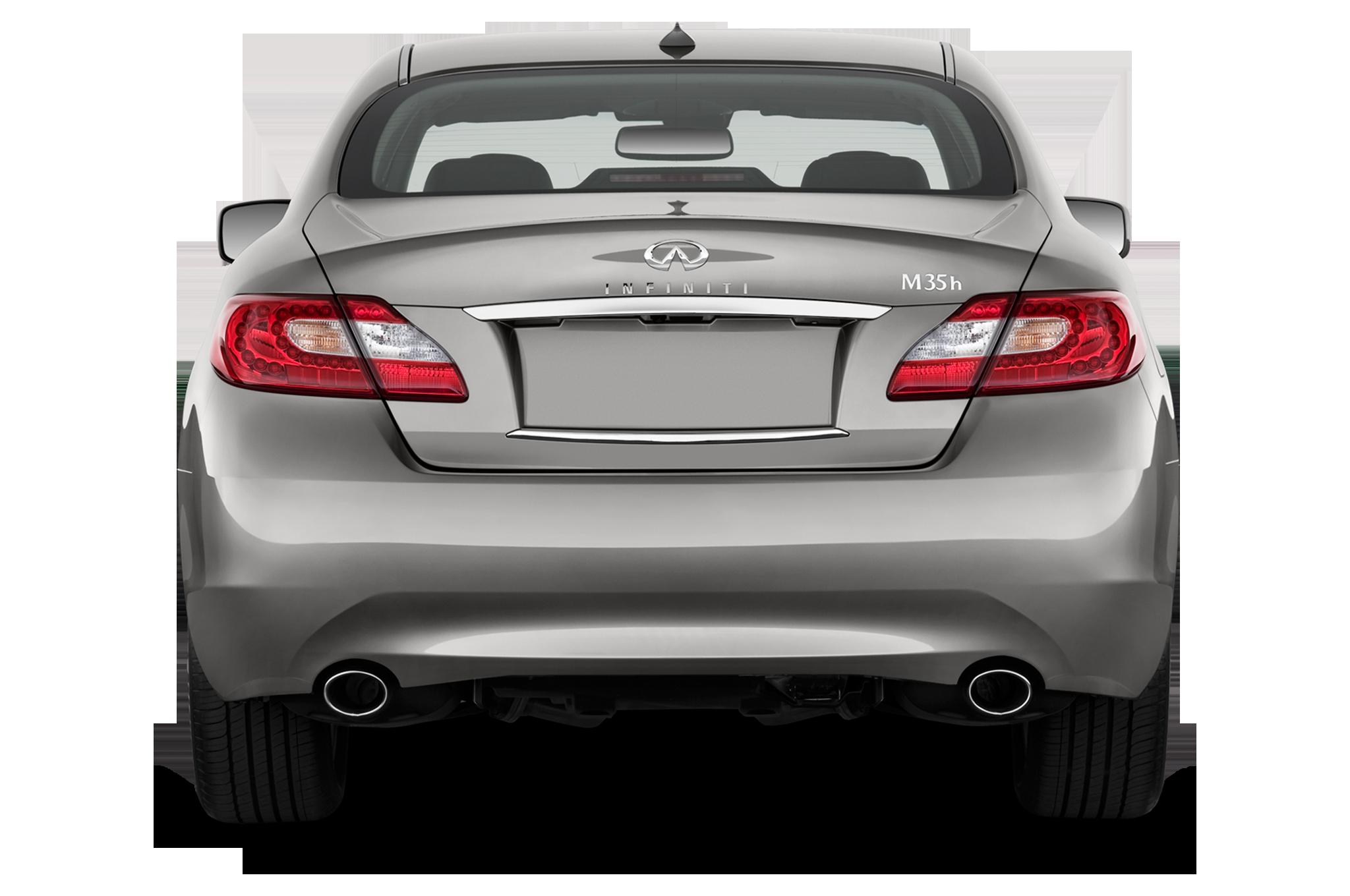 Infiniti M IV 2010 - 2013 Sedan #3