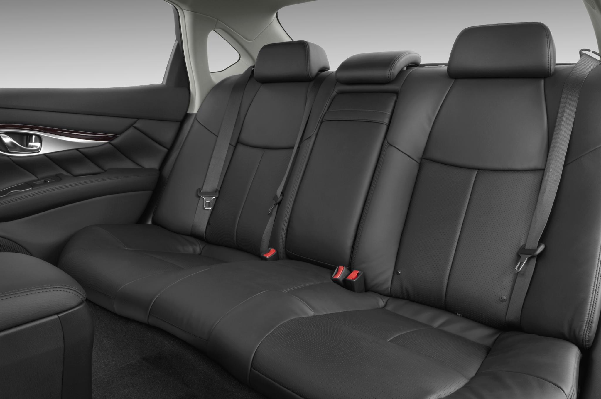 Infiniti M IV 2010 - 2013 Sedan #2
