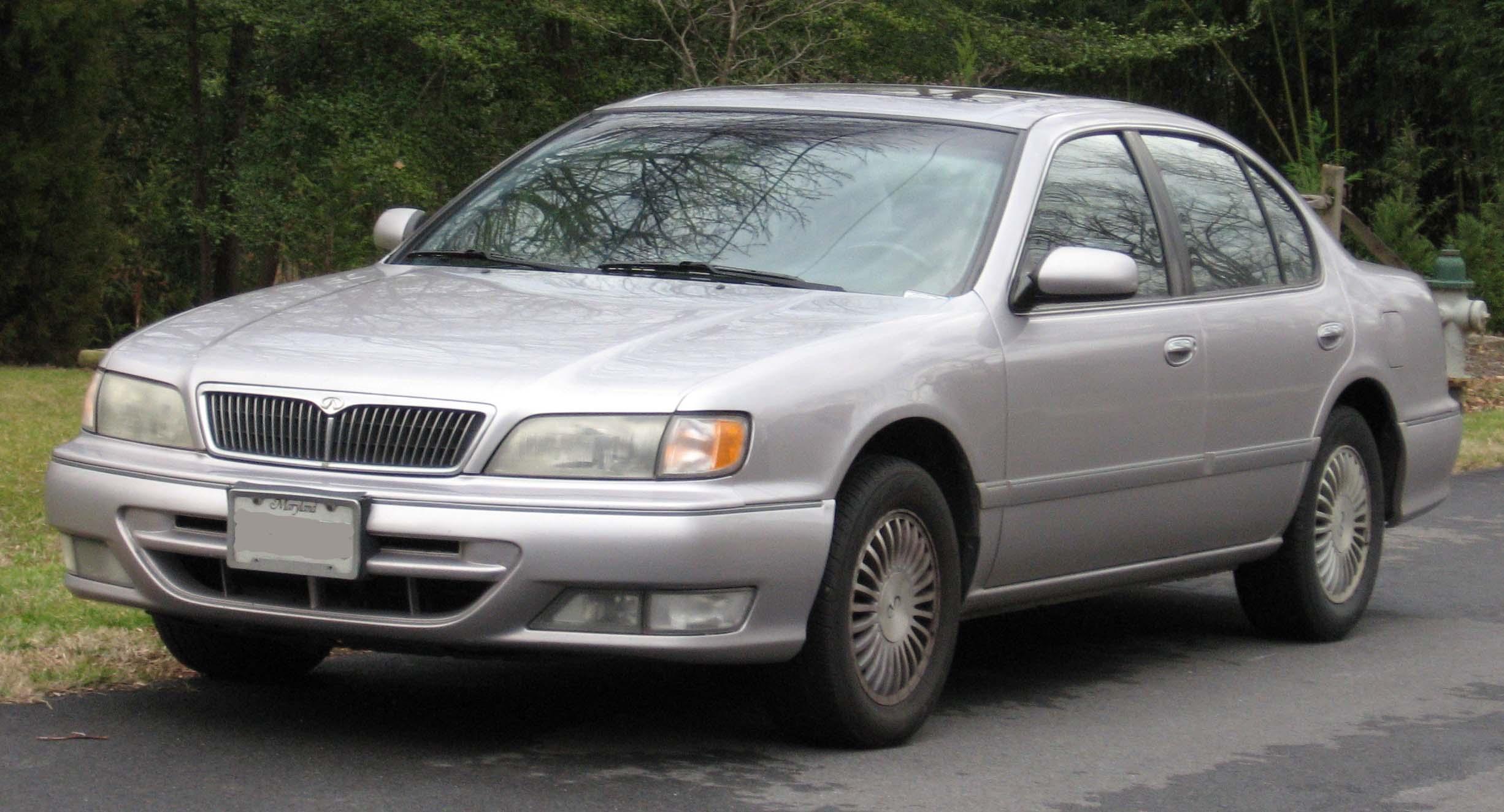 Infiniti Q I 1989 - 1996 Sedan #2