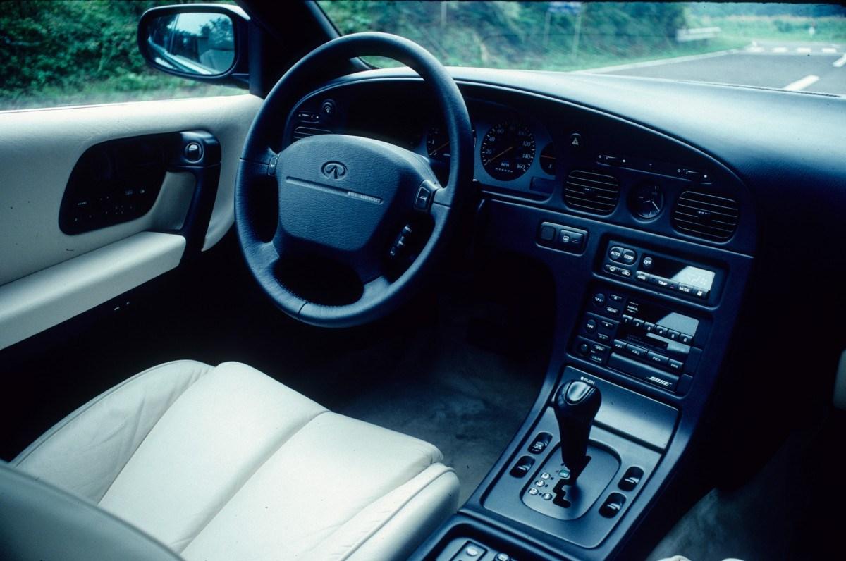 Infiniti Q I 1989 - 1996 Sedan #8