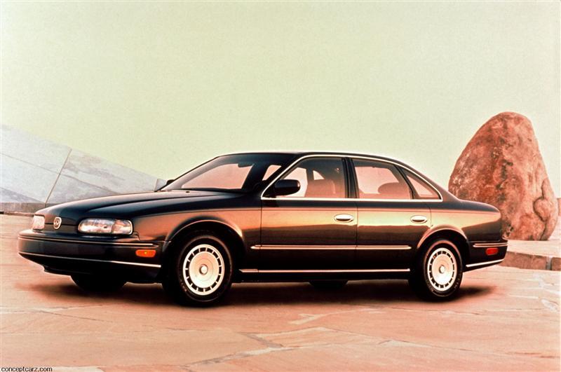 Infiniti Q I 1989 - 1996 Sedan #6