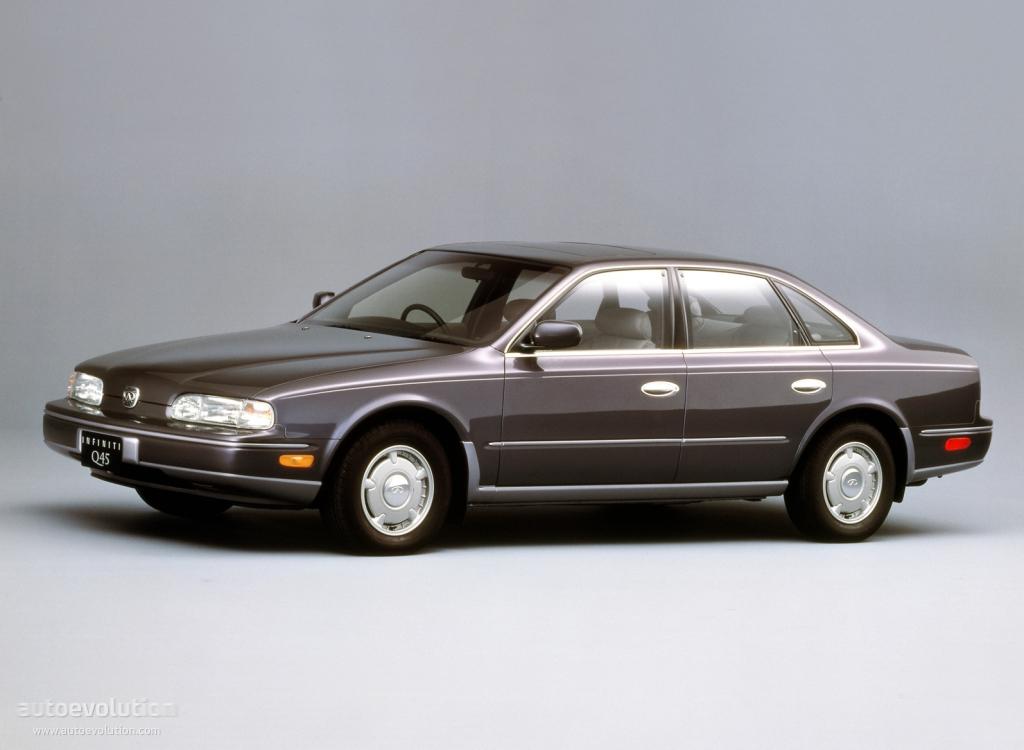 Infiniti Q I 1989 - 1996 Sedan #7