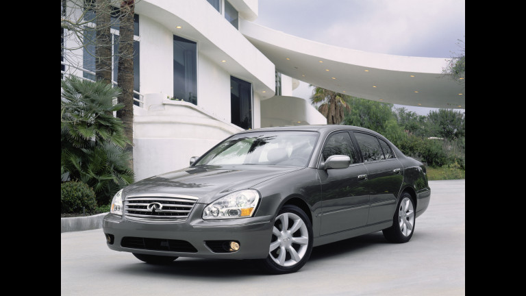 Infiniti Q III Restyling 2004 - 2006 Sedan #3
