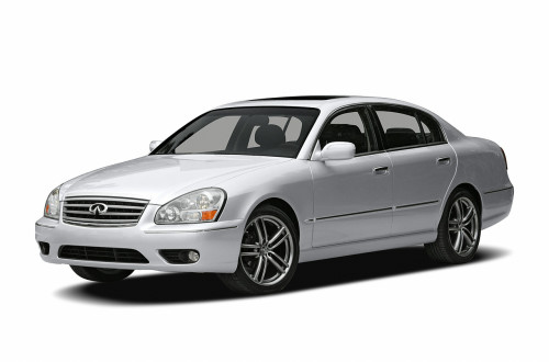 Infiniti Q III Restyling 2004 - 2006 Sedan #1