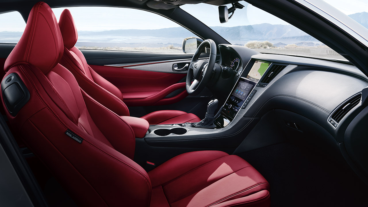 Infiniti Q60 II 2016 - now Coupe #8