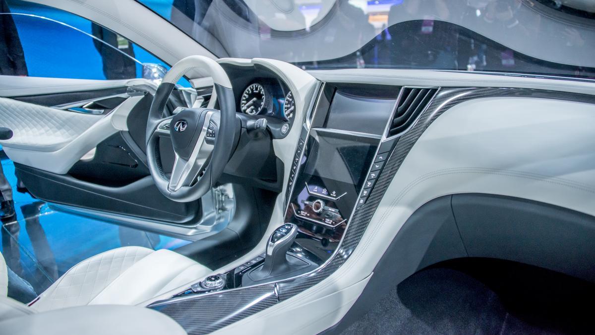 Infiniti Q60 II 2016 - now Coupe #7