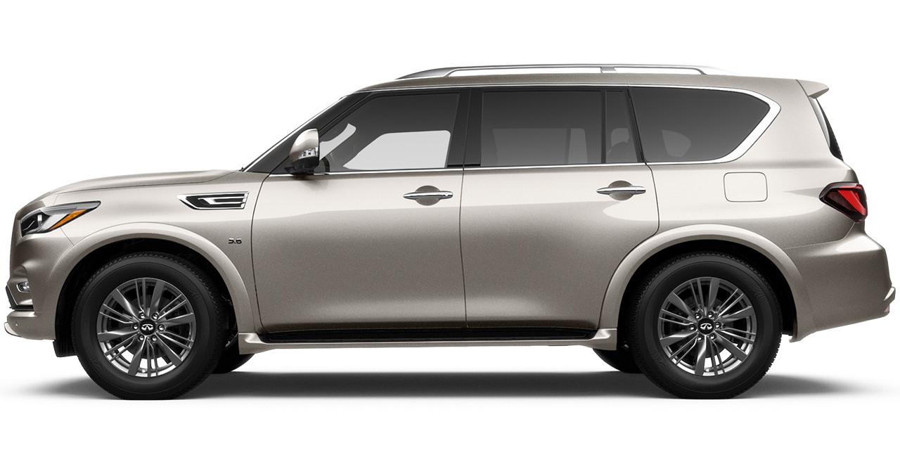 Infiniti QX80 I Restyling 2 2017 - now SUV 5 door #1