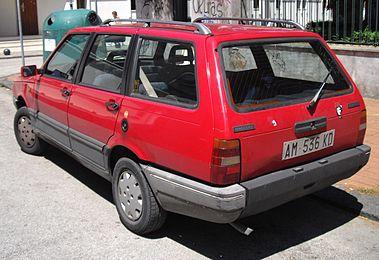 Innocenti Elba 1991 - 1997 Station wagon 5 door #6