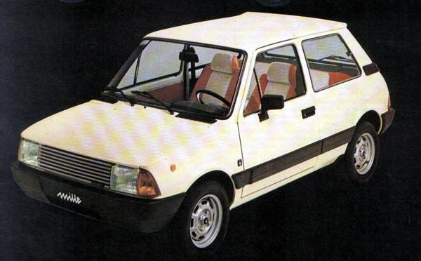 Innocenti Mille 1994 - 1997 Hatchback 3 door #4