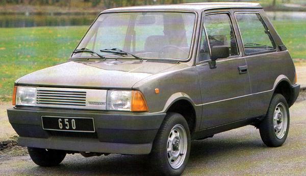 Innocenti Mini 1982 - 1993 Hatchback 3 door #1