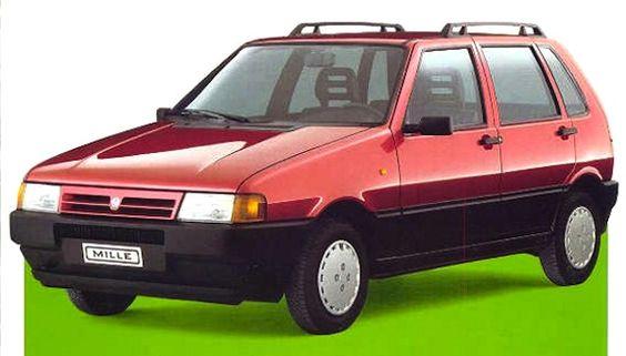 Innocenti Mille 1994 - 1997 Hatchback 3 door #7