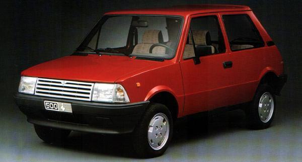 Innocenti Mini 1982 - 1993 Hatchback 3 door #2