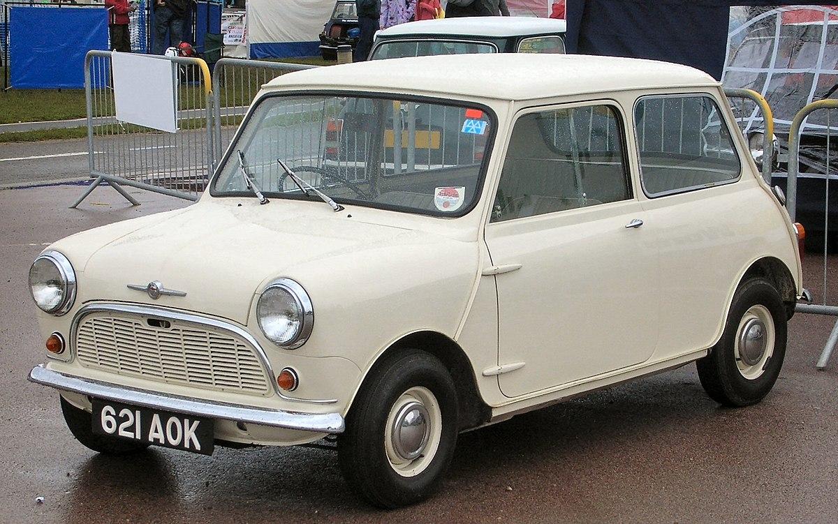 Innocenti Mini 1982 - 1993 Hatchback 3 door #3