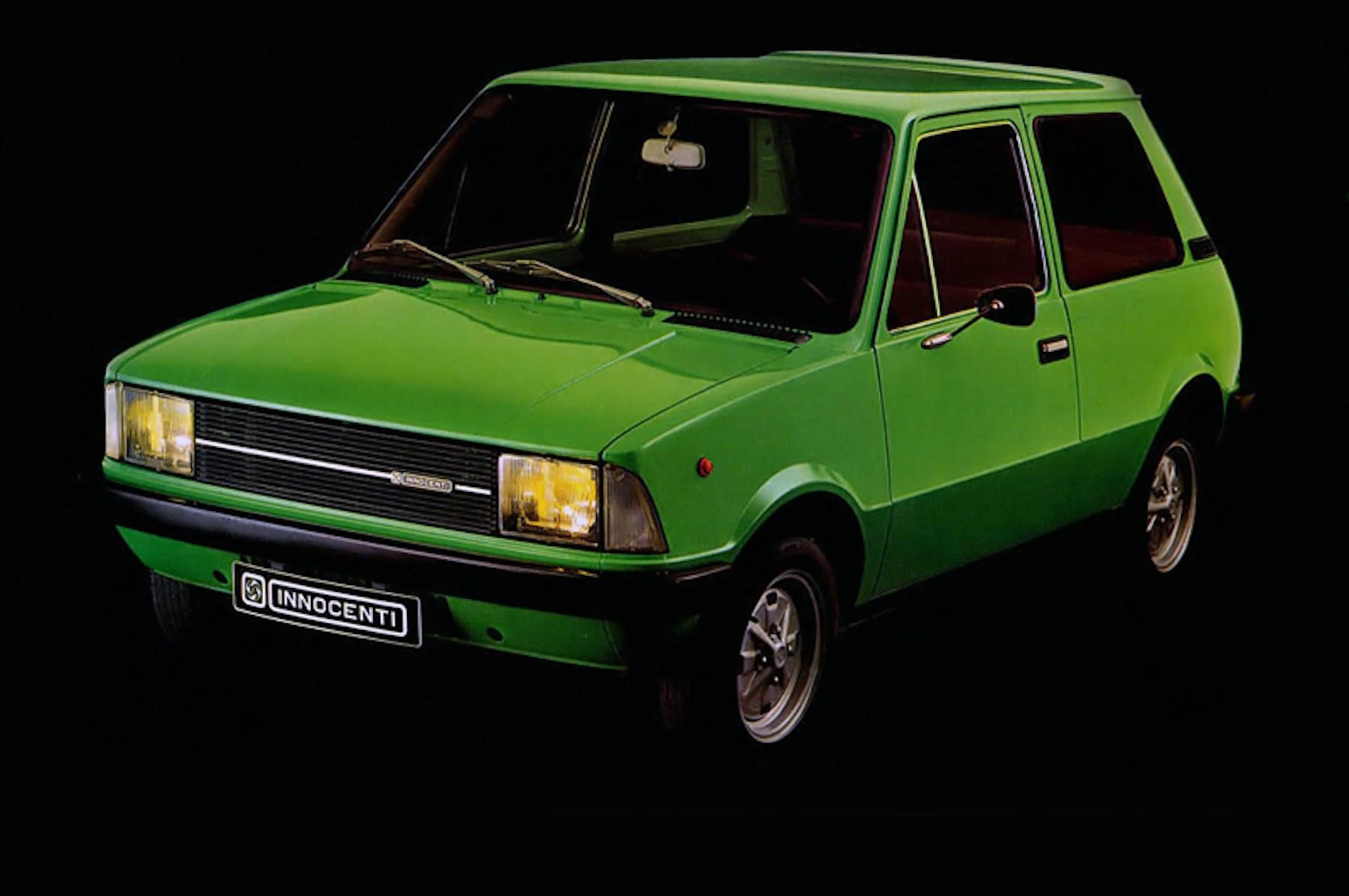 Innocenti Mini 1982 - 1993 Hatchback 3 door #6