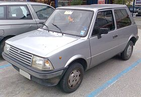 Innocenti Mini 1982 - 1993 Hatchback 3 door #7