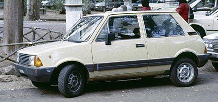 Innocenti Mini 1982 - 1993 Hatchback 3 door #5