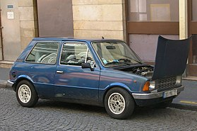 Innocenti Mini 1982 - 1993 Hatchback 3 door #8