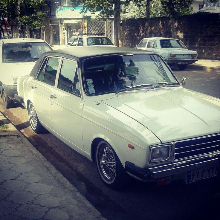 Iran Khodro Paykan 1985 - 2005 Sedan #4