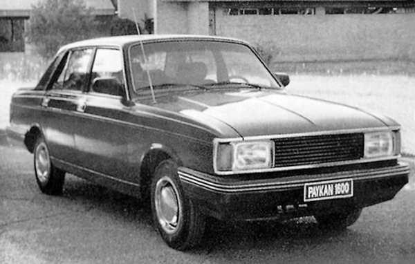 Iran Khodro Paykan 1985 - 2005 Sedan #6