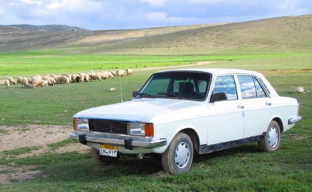 Iran Khodro Paykan 1985 - 2005 Sedan #5
