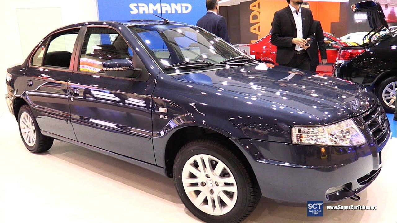Iran Khodro Samand 2002 - now Sedan #8