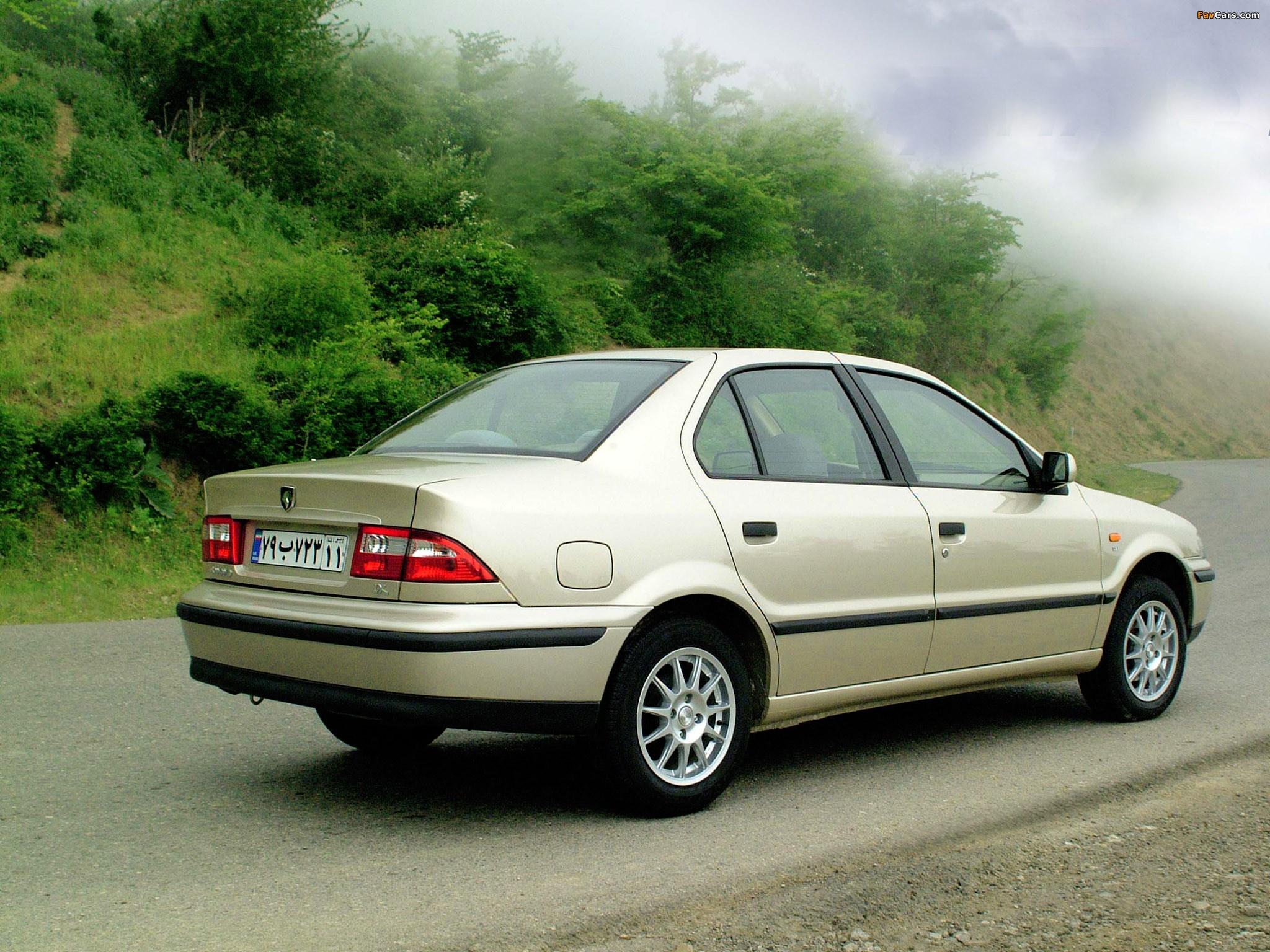Iran Khodro Samand 2002 - now Sedan #3