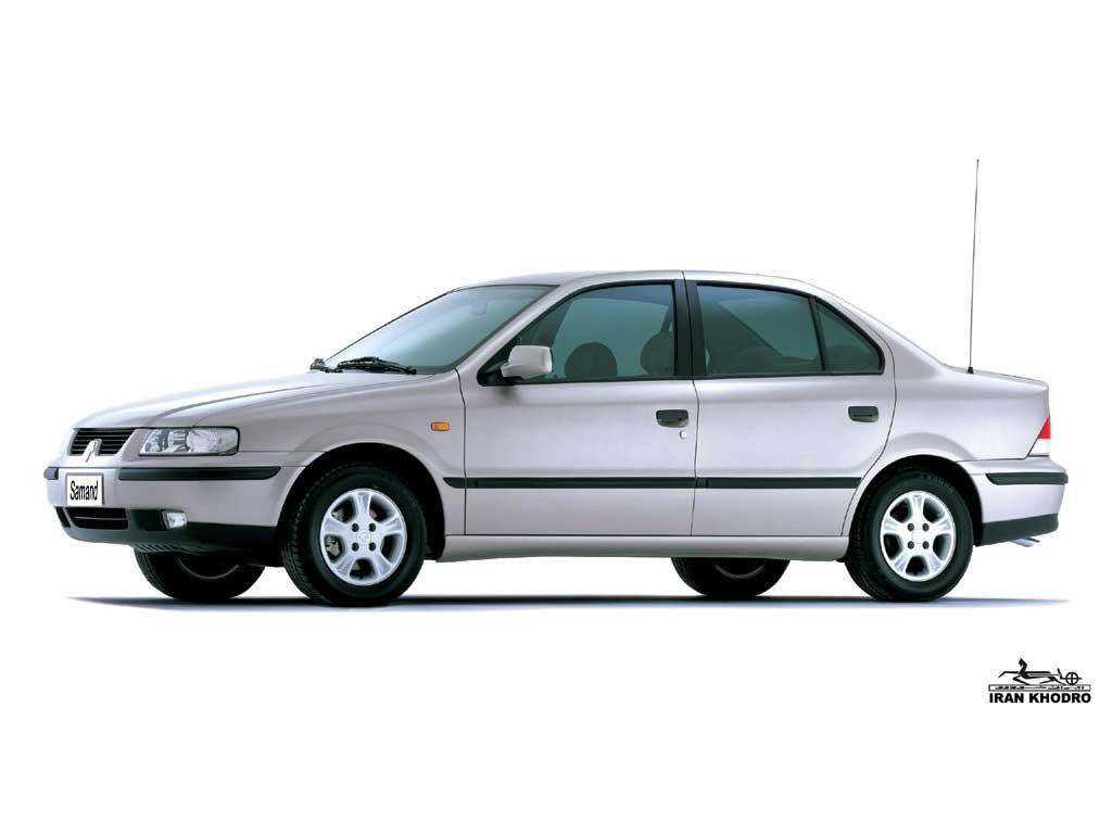 Iran Khodro Samand 2002 - now Sedan #6