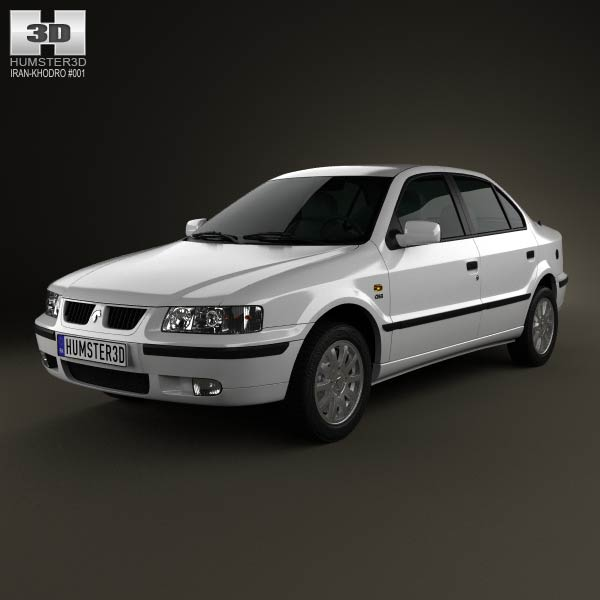 Iran Khodro Samand 2002 - now Sedan #5