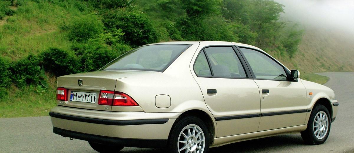 Iran Khodro Samand 2002 - now Sedan #4