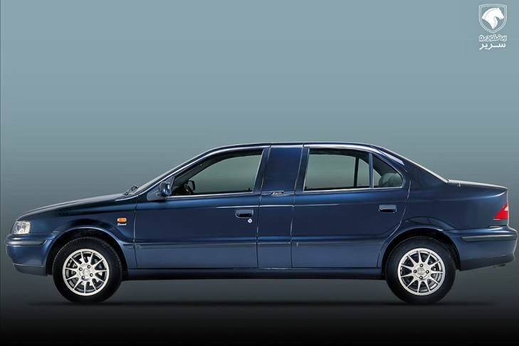 Iran Khodro Soren 2007 - now Sedan #7