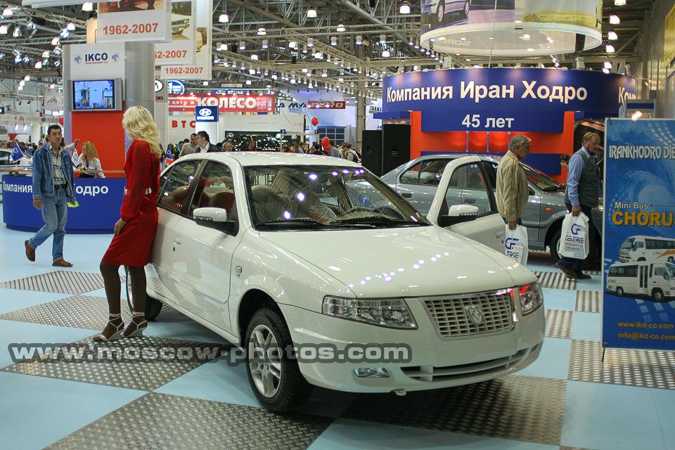 Iran Khodro Soren 2007 - now Sedan #5