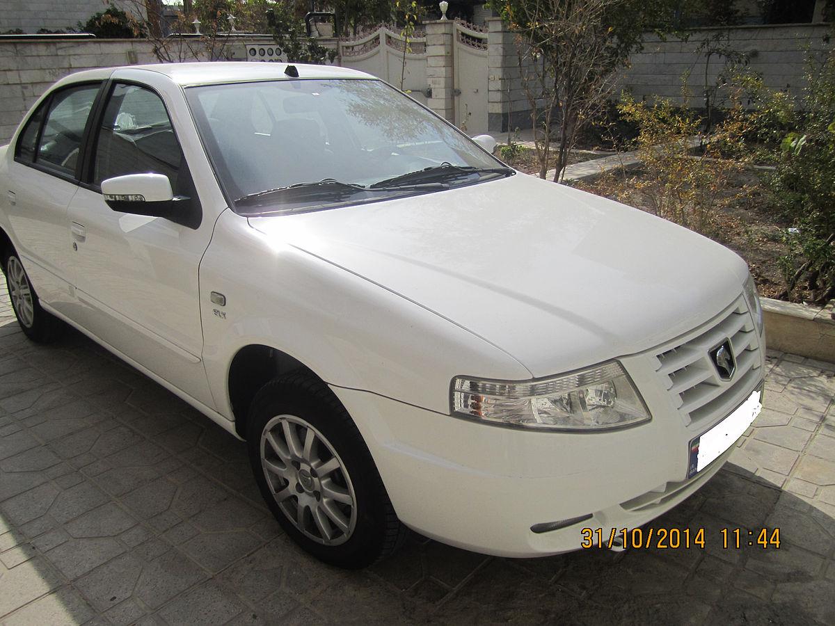 Iran Khodro Soren 2007 - now Sedan #3