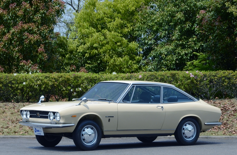 Isuzu 117 1968 - 1977 Coupe #2