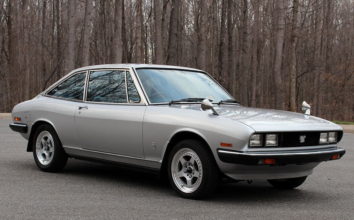 Isuzu 117 1968 - 1977 Coupe #7