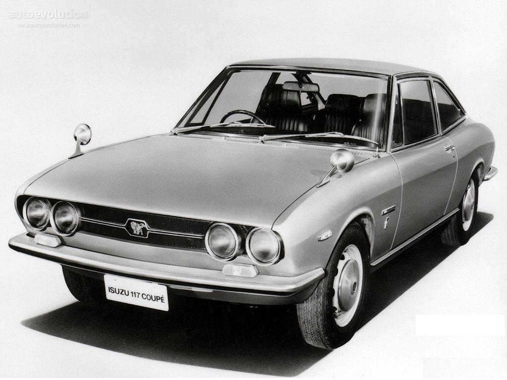 Isuzu 117 1968 - 1977 Coupe #5