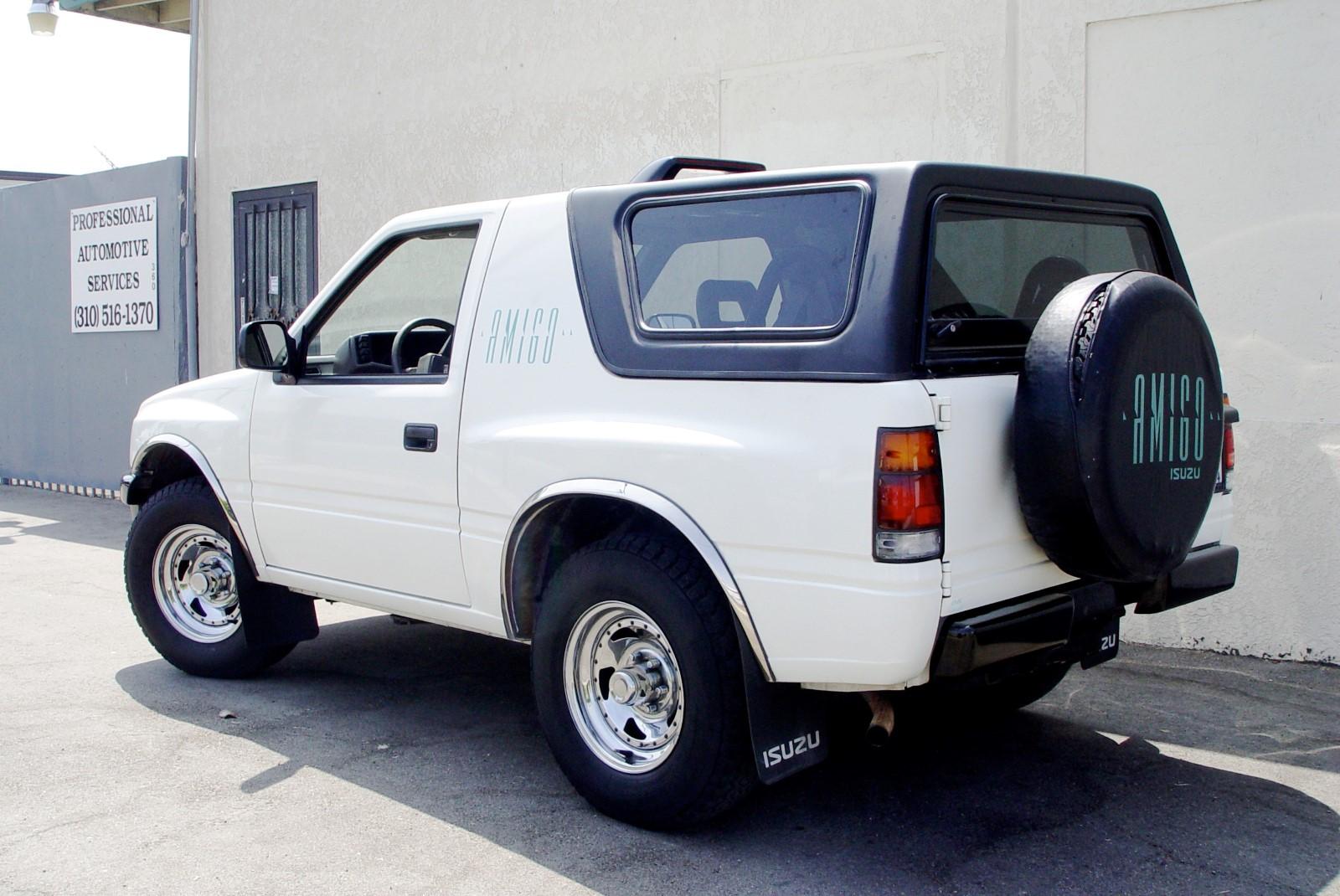 Isuzu Amigo I 1989 - 2000 SUV #5