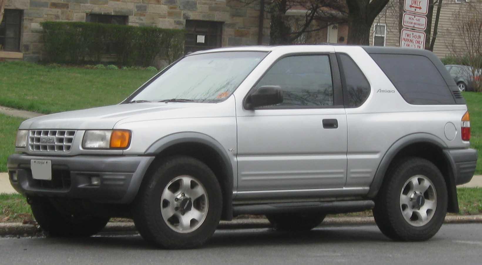 Isuzu Amigo I 1989 - 2000 SUV #3