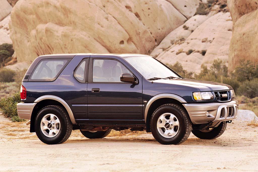 Isuzu Amigo II 1998 - 2000 SUV #8