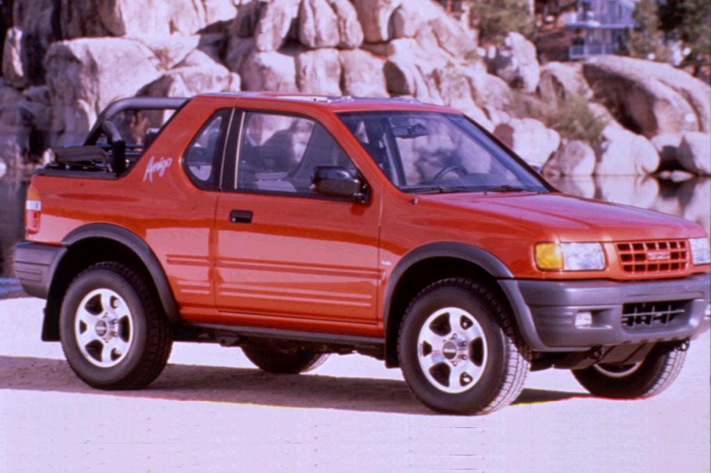 Isuzu Amigo II 1998 - 2000 SUV #3